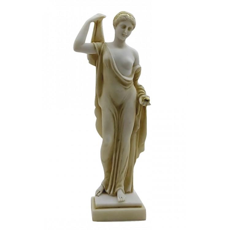 Aphrodite Venus Genetrix Greek Goddess Handmade Statue Figure Sculpture 9.84 in