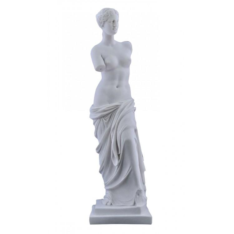 Aphrodite of Milos Venus Goddess  Nude  Greek Statue Sculpture Cast Marble