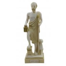 Diogenes the Cynic Ancient Greek Philosopher Statue Sculpture Figure