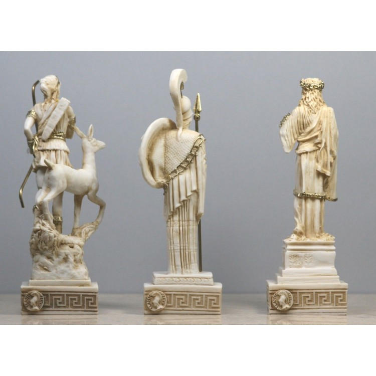 a comparison and contrast between the greek goddess athena and telemachus Survival, making odysseus's difference from the rest even stronger  given the  multiform nature of myth and the spread of greek culture from the  seus's own  arrival back on ithaca is carefully framed by athena, who.