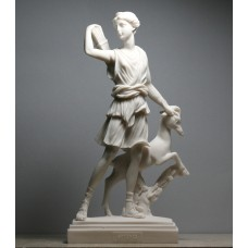 Diana of Versailles Greek Goddess Artemis Statue Sculpture Louvre Museum 9.84 inches - 25 cm