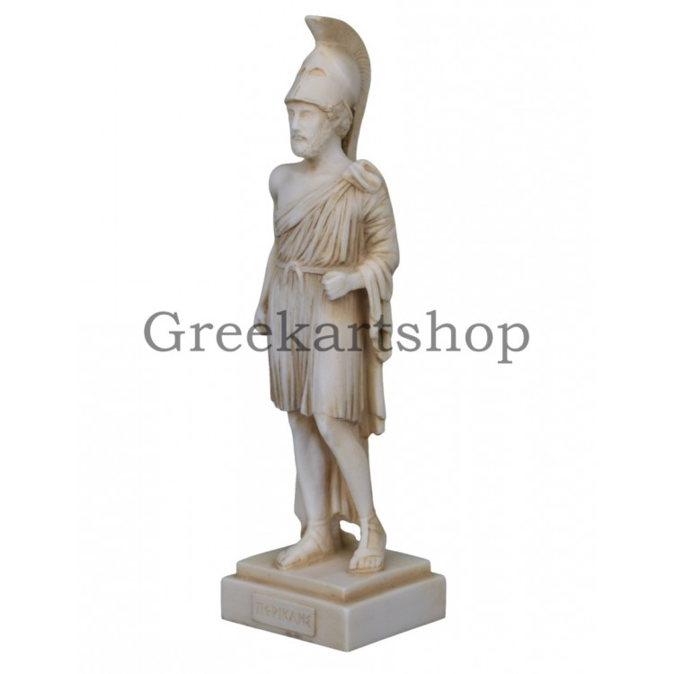 Pericles politician general ancient Athens Greece Greek Roman Sculpture Statue