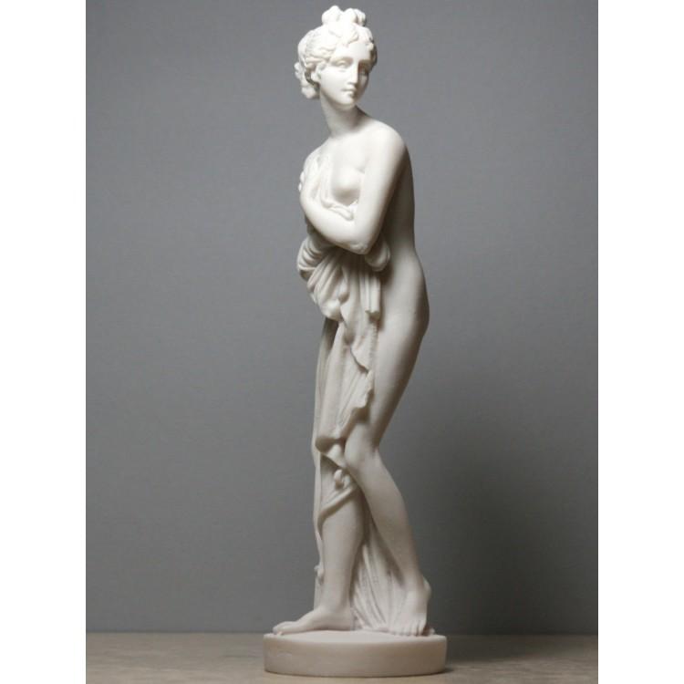 Aphrodite Venus Canova Greek Goddess Erotic Art Nude Female Statue Sculpture