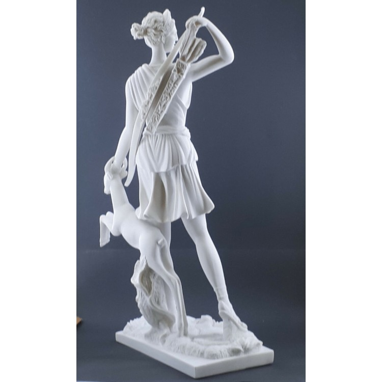 Diana Of Versailles Greek Goddess Artemis Statue Sculpture